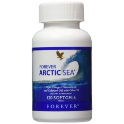 Kwasy tłuszczowe Omega-3 Forever Arctic Sea